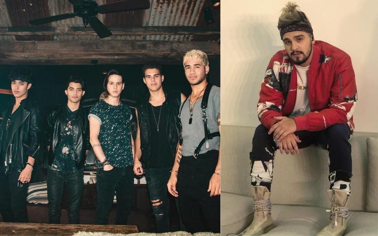 A boyband americana, que tem como empresário o cantor Ricky Martin, fala da música Mamita, feita com o cantor brasileiro, e da sua vontade de conhecer o Brasil mais de perto
