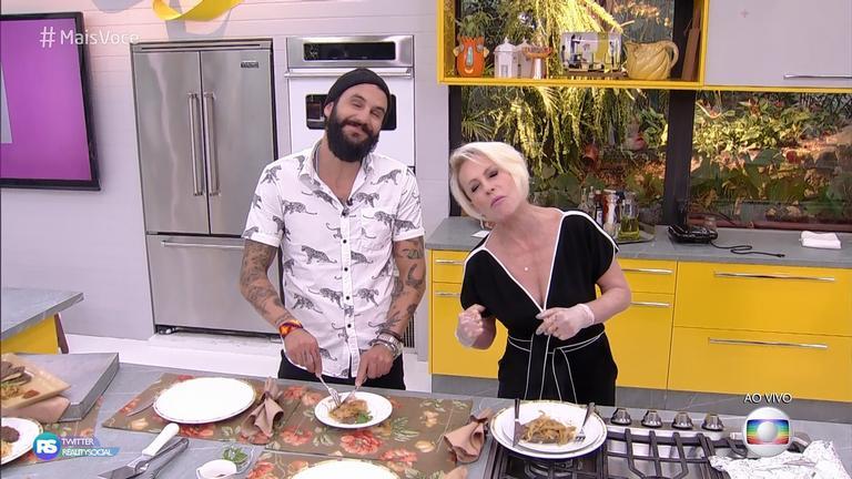 Wagner Santiago, ex-BBB18, diz que pretende namorar Gleici após reality da Globo