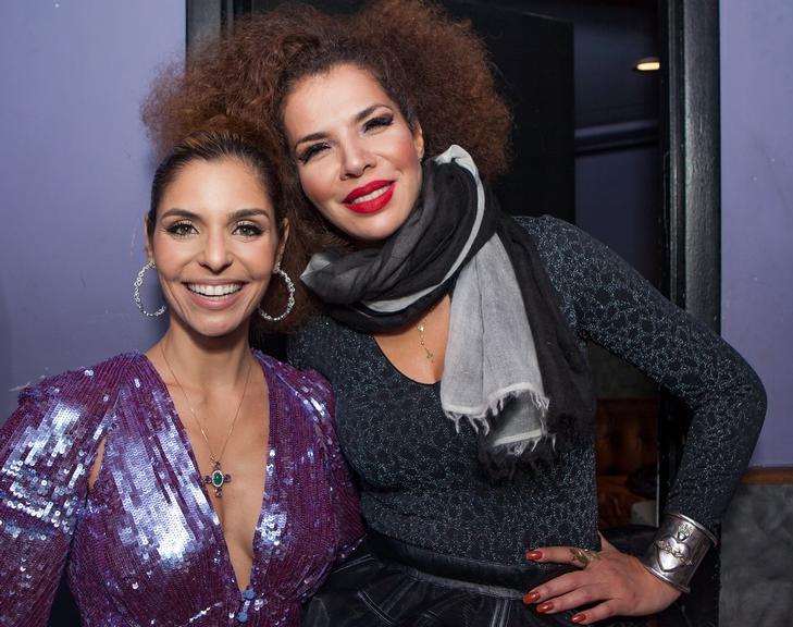 Aline Muniz abre show de Vanessa da Mata em NY