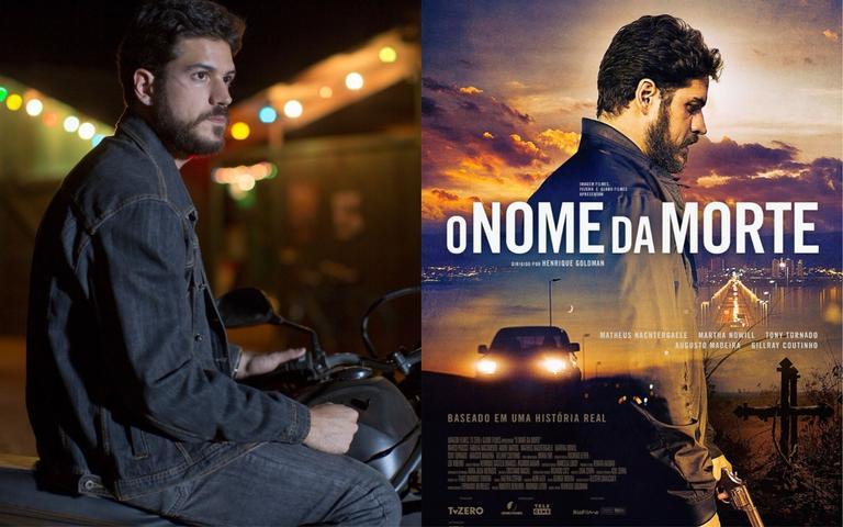 O Nome da Morte, com Marco Pigossi, ganha trailer