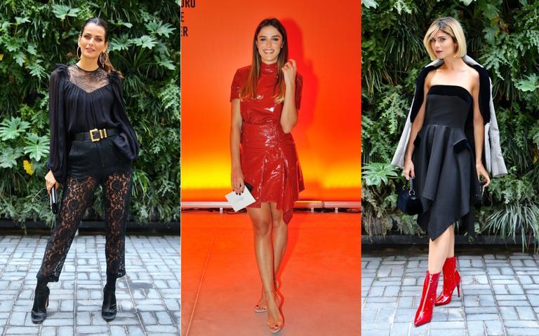 Inspirações do SPFW para você: os looks que as famosas apostaram para ir na semana de moda paulistana