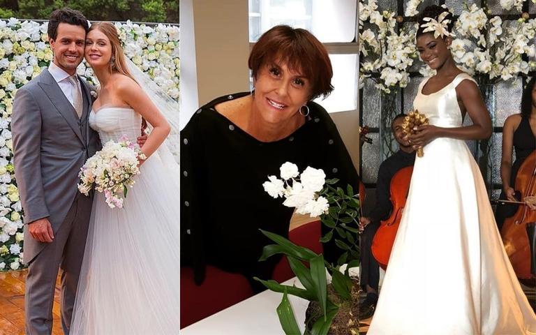Qual noiva você é? Márcia Fernandes explica como é a representante de cada signo