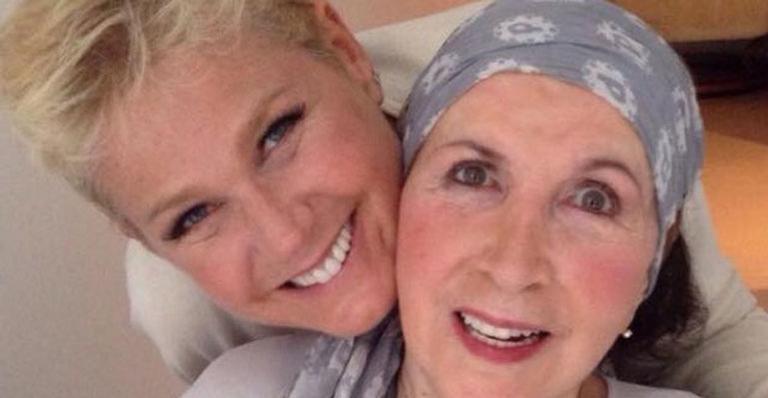 Morre Dona Alda, mãe da apresentadora Xuxa Meneghel