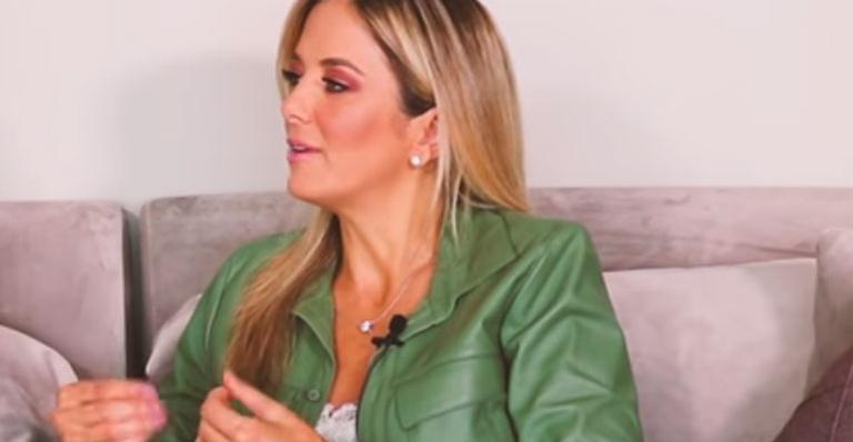 Ticiane Pinheiro entrega real motivo do término provisório com Tralli