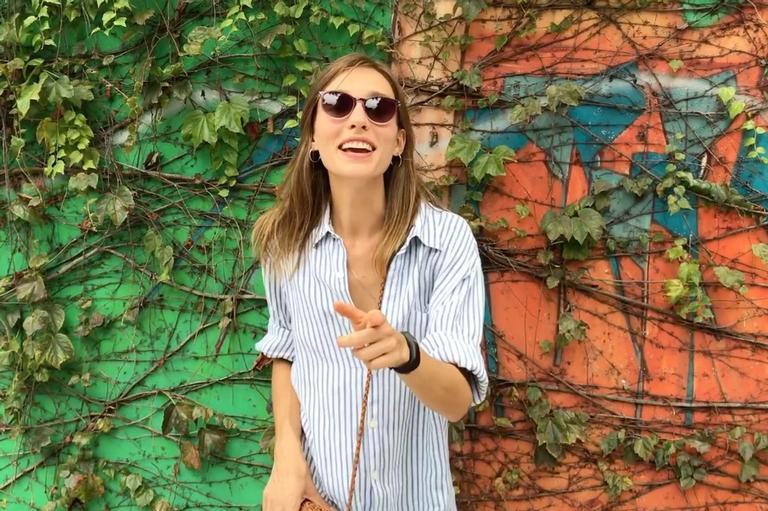 Isabel Hickmann lança canal no Youtube