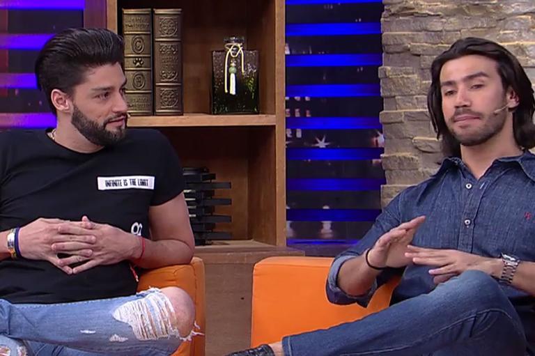 'A gente vê muitas duplas que na TV têm uma relação, mas nos bastidores nem se falam', desabafa Mariano