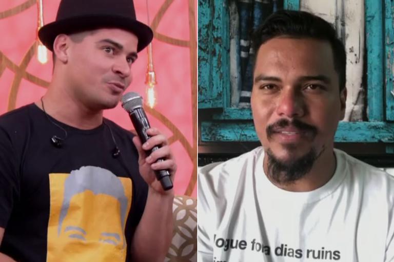 Thiago Martins tranquiliza fãs sobre estado de saúde de Bruno Cardoso