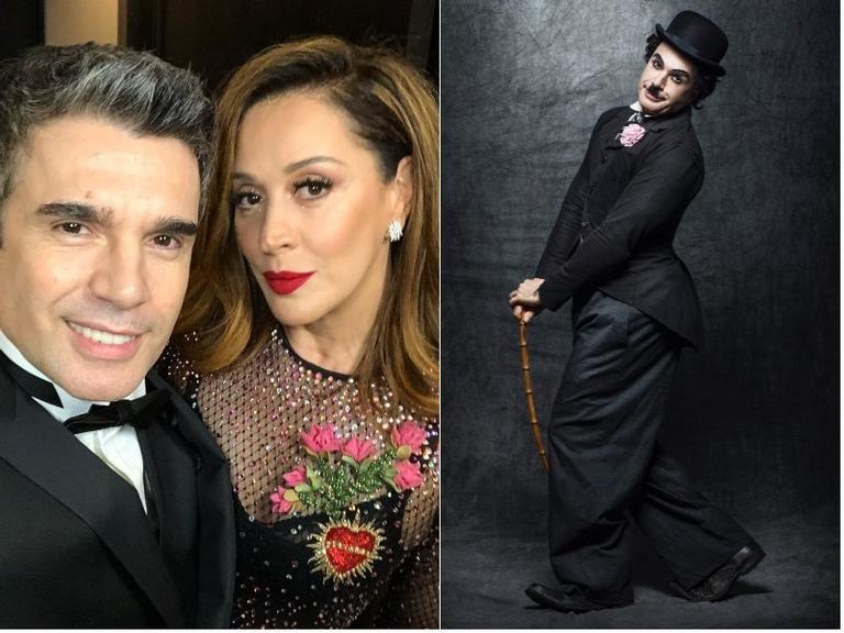 O ator estreia em São Paulo o espetáculo Chaplin, O Musical