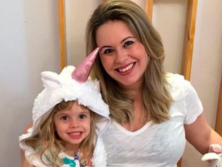 Mariana Bridi relata processo de desmame conduzido: 'Estava ficando pesado'