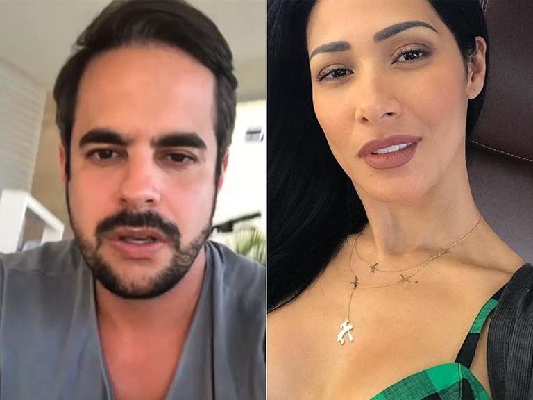 Marido de Simone desmente rixa com Simaria: 'Informações totalmente infundada'
