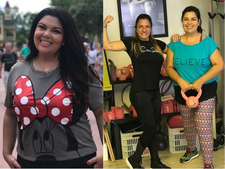 Conheça o treino que fez Fabiana Karla emagrecer 20 quilos!