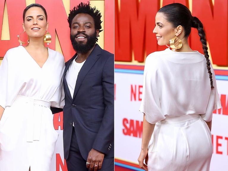 Emanuelle Araújo e Douglas Silva lançam 'Samantha!', nova série Netflix