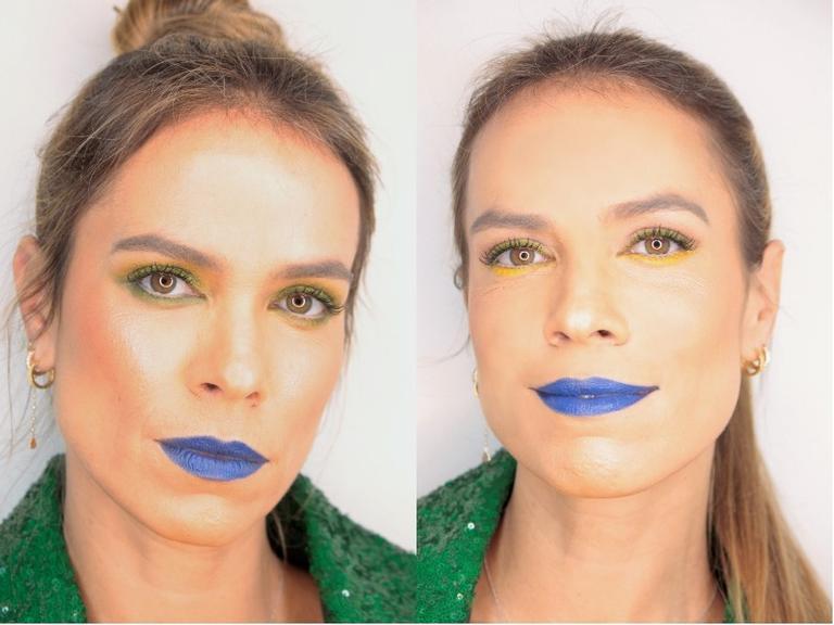 A apresentadora e o maquiador Allison Graeff dão dicas incríveis para arrasar na maquiagem