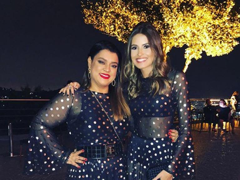 Preta Gil e Maysa Marques
