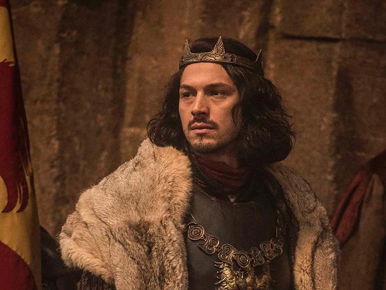 Romulo Estrela como Afonso em 'Deus Salve o Rei'