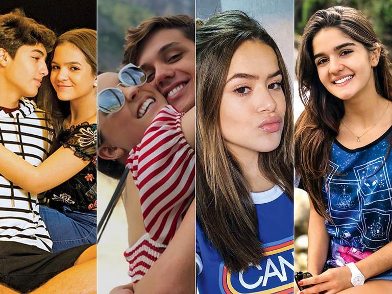 O 'Boom' de namoros entre adolescentes famosos