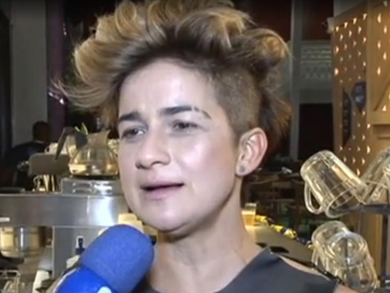 Namorada de Nanda Costa fala sobre o namoro