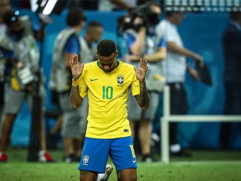 Neymar sobre derrota da Seleção: 'Momento mais triste da minha carreira'