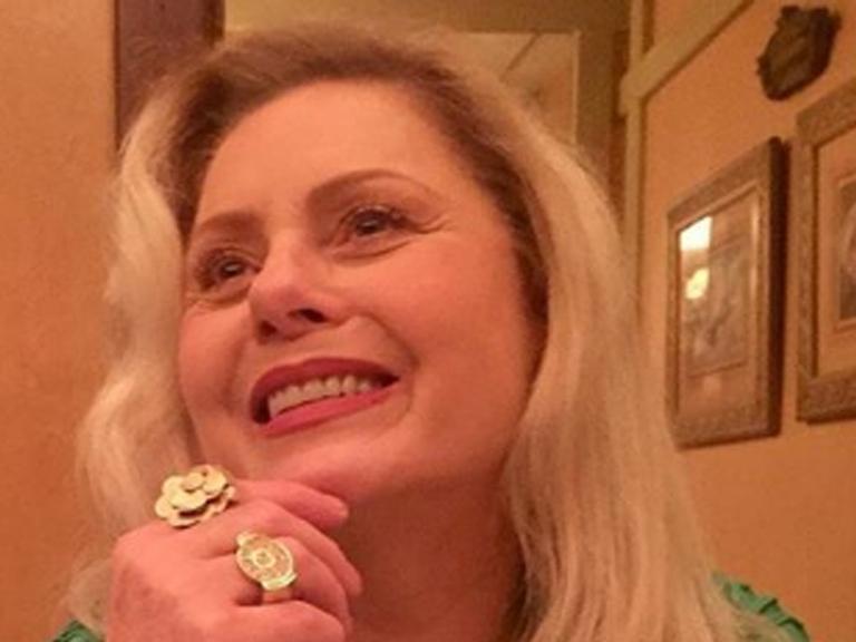Bonitão é apontado como novo namorado de Vera Fischer