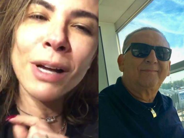 Luciana Gimenez e filho saem em defesa de Mick Jagger e cornetam narrador da Globo