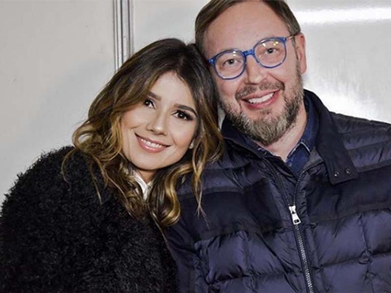Paula Fernandes e Claudio Mello