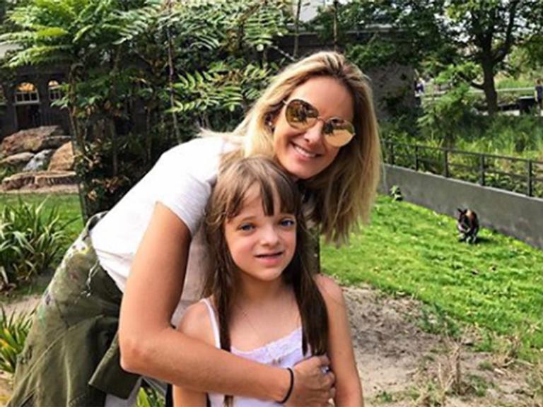 Ticiane Pinheiro e Rafaella