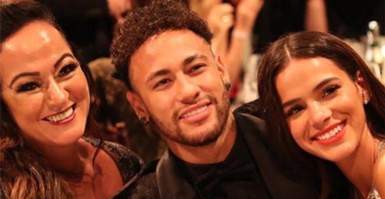 Neymar e família
