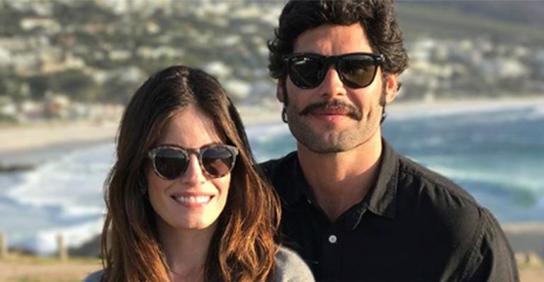 Fernanda Mader e Dudu Azevedo