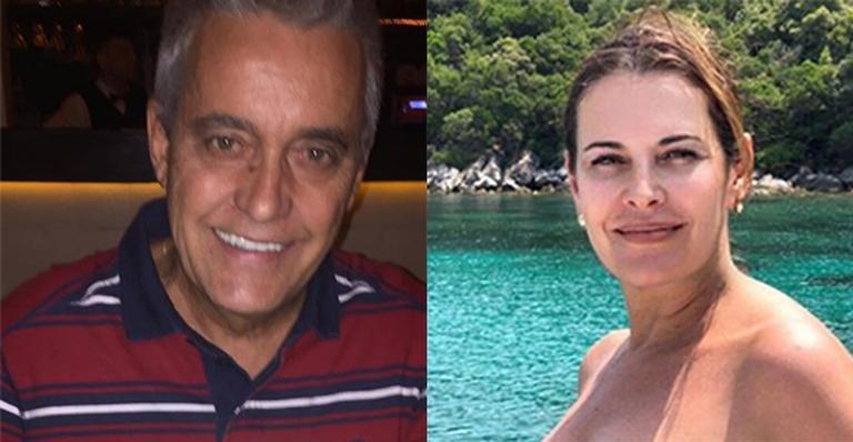 Mauro Naves e Patricia Naves