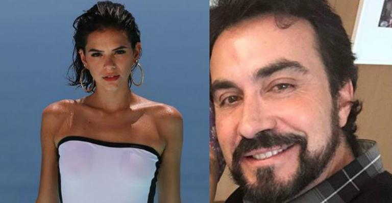Padre Fábio de Melo faz meme de Bruna Marquezine e ganha resposta