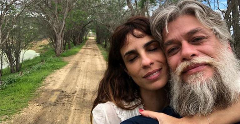 Maria Ribeiro e Fabio Assunção
