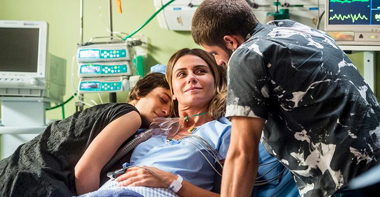 Segundo Sol: Luzia conquista o perdão de Manuela