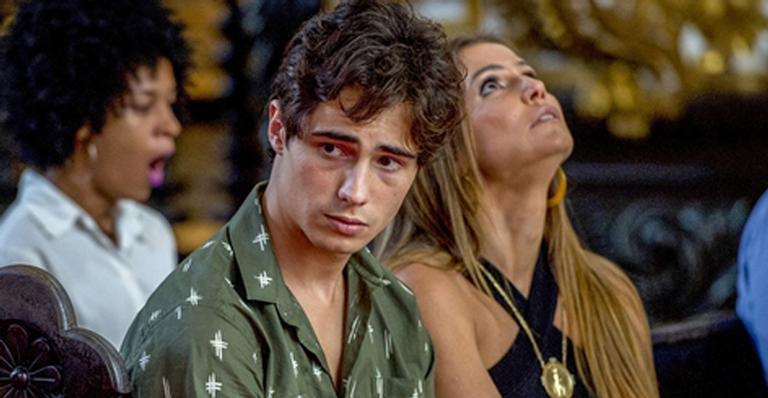 Segundo Sol': Valentim oferece dinheiro para Laureta