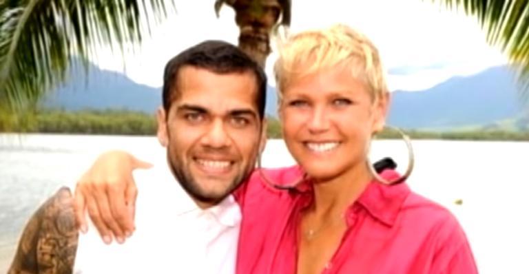Xuxa Meneghel e Daniel Alves