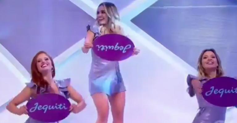 Bailarina do Silvio Santos