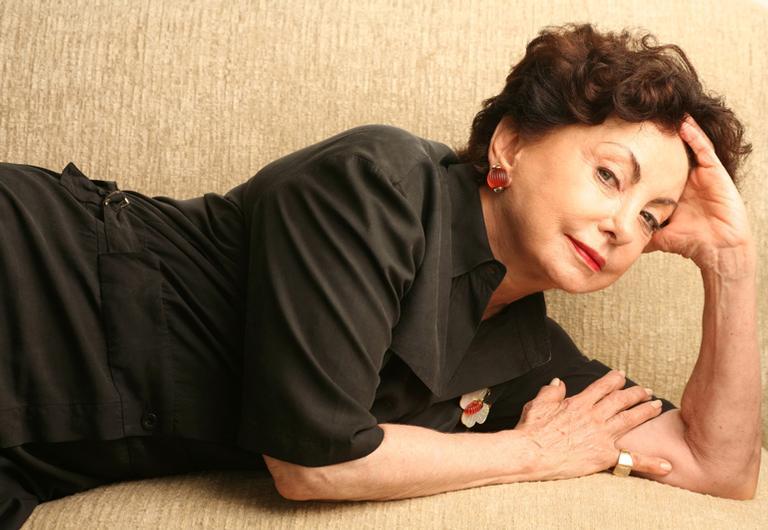 Beatriz Segall abre sua intimidade