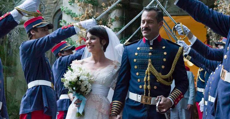 Casamento Mariana e Coronel Brandão em 'Orgulho e Paixão'