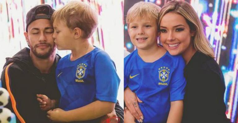 Ex de Neymar Jr. revela qual é a nova paixão do filho, Davi Lucca