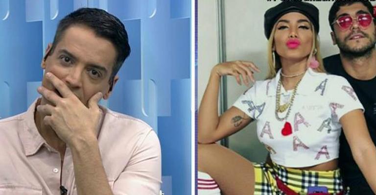 Leo Dias conta os bastidores do fim do casamento de Anitta e Thiago Magalhães