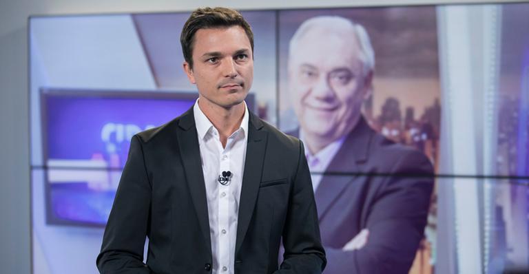 Filho de Marcelo Rezende vem da Argentina para comandar programa em homenagem ao pai