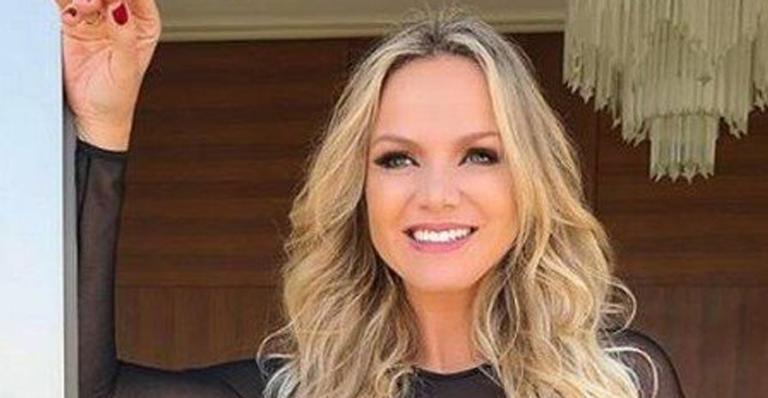 Com visual sexy, apresentadora do SBT gravou nova temporada do programa de Tatá Werneck para o canal Multishow