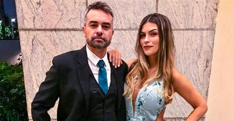 Márcio Kieling e Jacqueline Fernandez