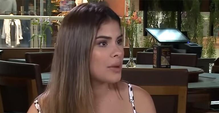 Munik Nunes conta que gerente bloqueou conta logo após ela ganhar o BBB16