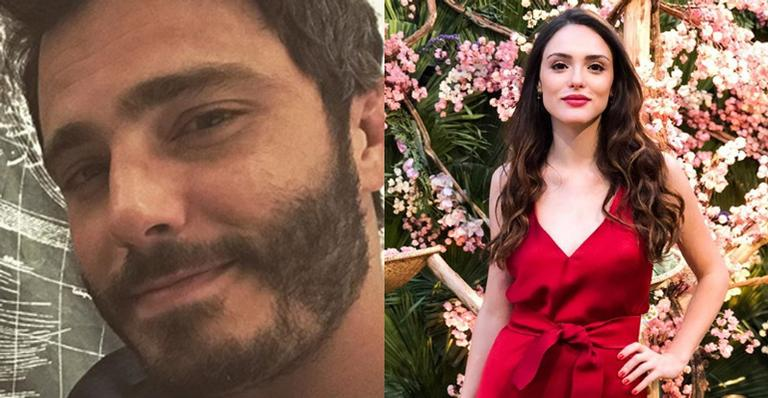 Thiago Rodrigues elogia Isabelle Drummond