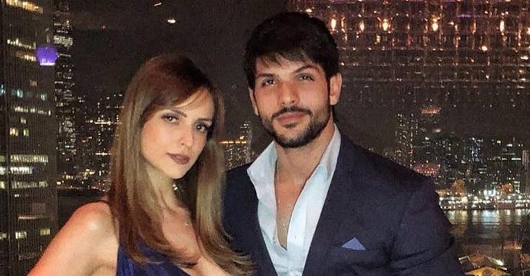 Lucas Fernandes e Ana Lúcia Vilela