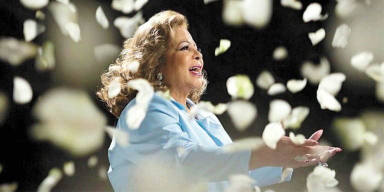 Angela Maria marcou a nossa telinha com várias músicas em novelas
