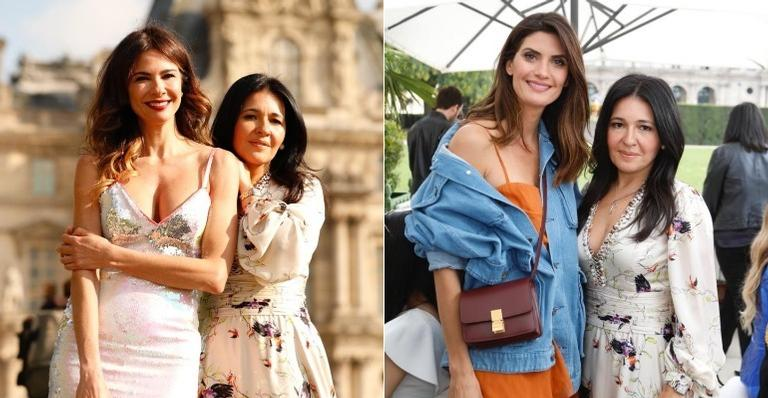 Luciana Gimenez, Isabella Fiorentino e outras personalidades compareceram ao evento da estilista brasileira