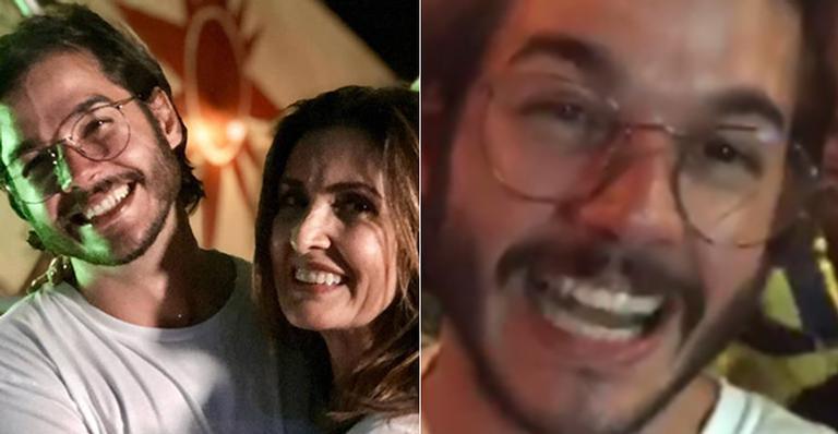 Namorado de Fátima Bernardes, Túlio Gadêlha é eleito em Pernambuco