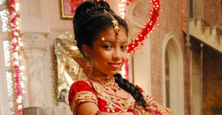 Karina Ferrari em 'Caminho das Índias'