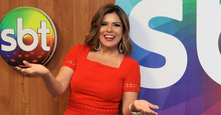 Artista foi contratada por outro programa da emissora de Silvio Santos